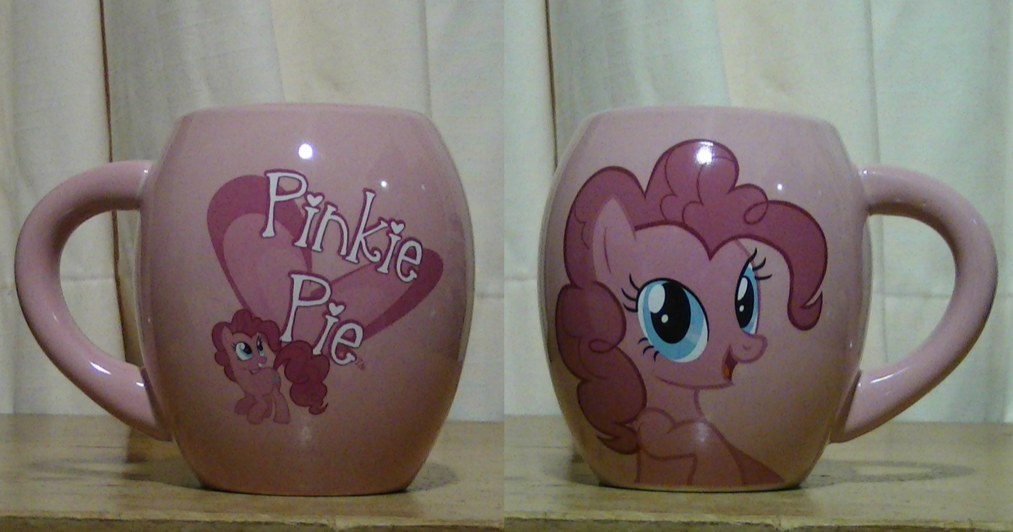Pinkie Pie Coffee Mug by rjrgmc28