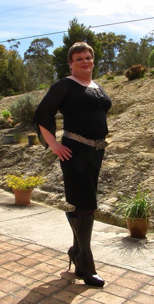 La Naturali Belleza (Casual Black) Outdoor 3 by rjrgmc28