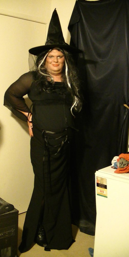 Cecilia the Witch (Halloween 2014) 3 by rjrgmc28