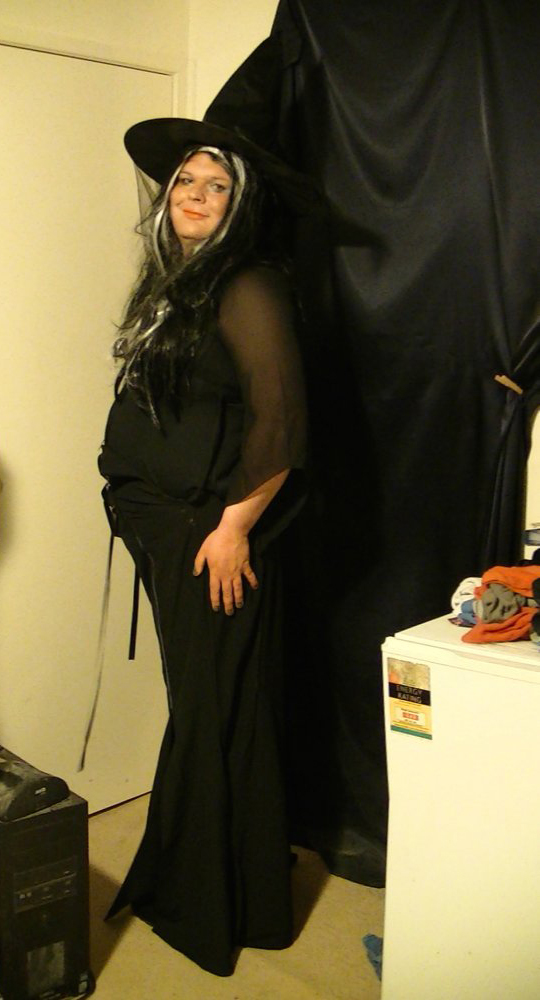 Cecilia the Witch (Halloween 2014) 6 by rjrgmc28
