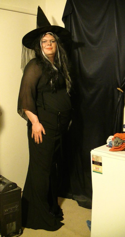 Cecilia the Witch (Halloween 2014) 5 by rjrgmc28