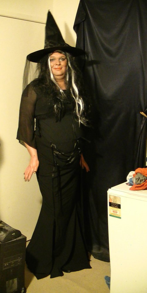 Cecilia the Witch (Halloween 2014) 4 by rjrgmc28