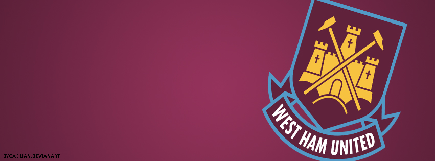 West ham united facebook cover photo by bycaolian on deviantart west ham united facebook cover photo by bycaolian thecheapjerseys Image collections