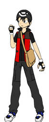Pokemon trainer-flash by nk3-ATR