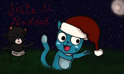 Fairy Tail Christmas