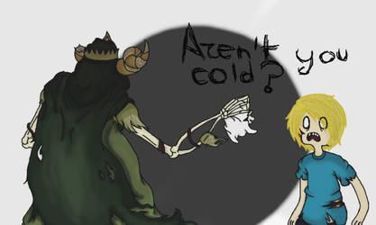 Adventure Time- Confrontation