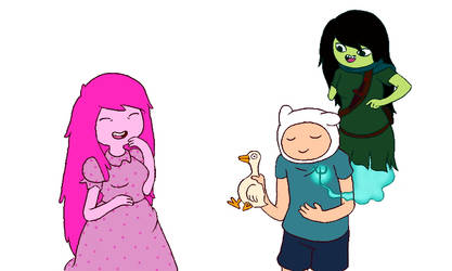 Adventure Time - joke from the vault