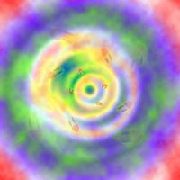 Smiley Swirl by ProjectFUZZ