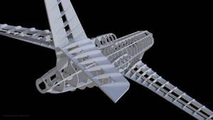 Falcon 7x rendering