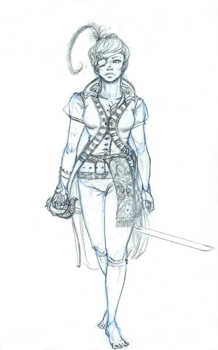 CDC-January-Pirates by ShadeGlass