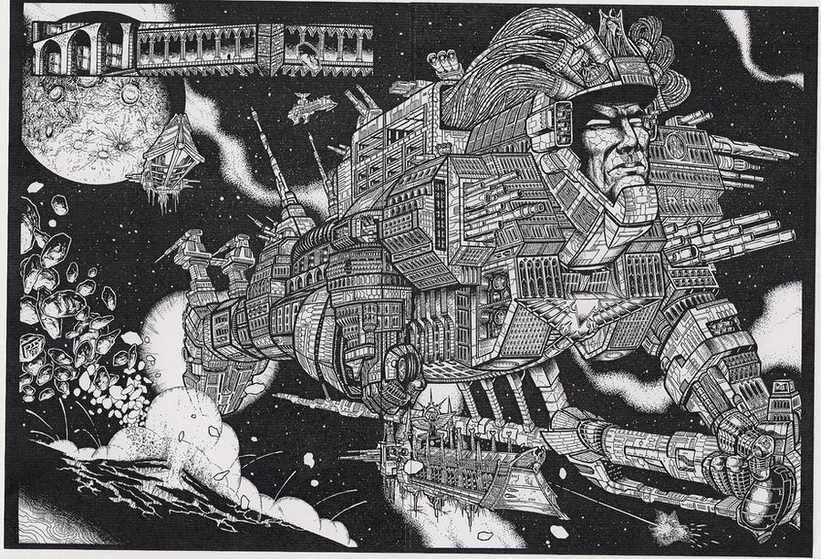 Warhammer- The Monolith