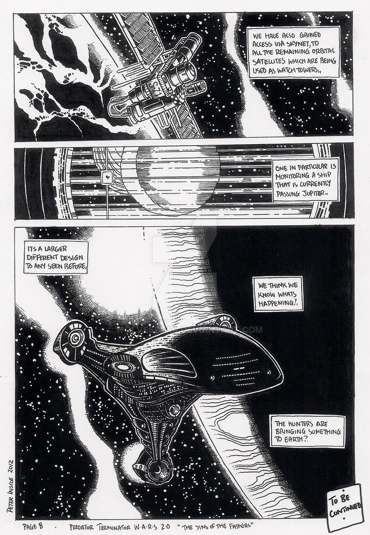 Predator Terminator W.A.R.S 2 page 8 by wolvesbear