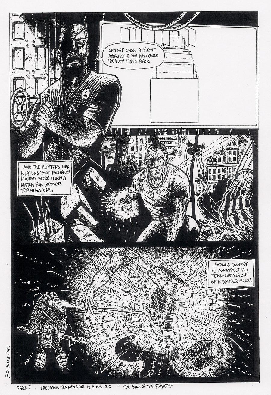Predator Terminator Wars 2.0 page 7 by wolvesbear