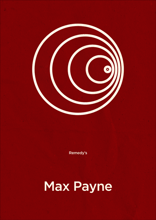 Remedy's Max Payne by L--Bo