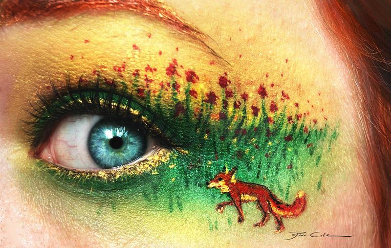 Nostalgia Fox by PixieCold