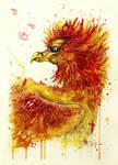 Portrait of a Phoenix (on sale)