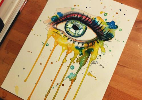 Colour a moment