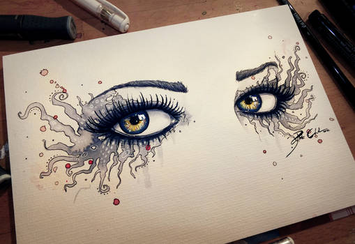 Eyes of a Vampire