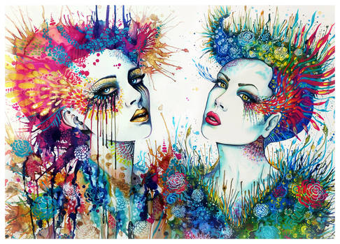 Godesses of the Nature