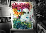 Lady Bouquet WIP