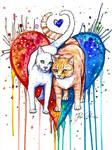 Never ending love -Tattoo designe-