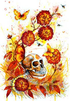 Autumn sleep -on sale-