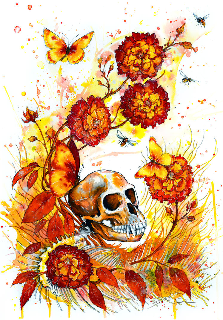 Autumn sleep -on sale- by PixieCold