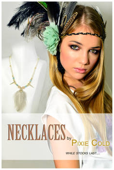 Necklaces by Pixie Cold