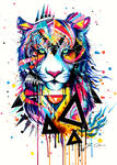 Tiger -on sale-