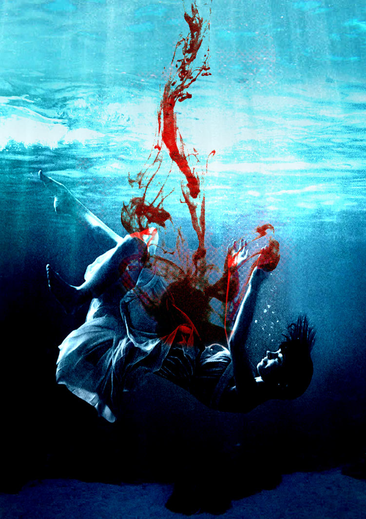 Drowning by ApocalypticMuffin on DeviantArt