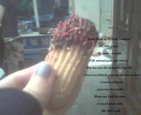 Emo poem of infinite sadness by brini rose on deviantart - Emo rose pictures ...