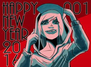 Day 001 Happy New Year