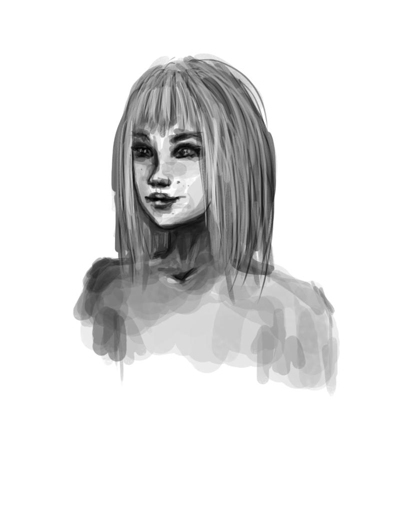 Sketch by anastasia0829