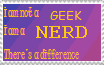 Not A Geek by LilyBlossom24