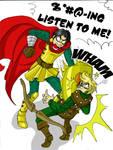 DnD- Listen to Eric