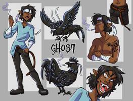 Ref sheet- Ghost