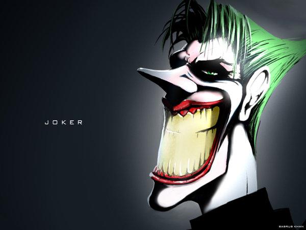 The joker by TheBabman