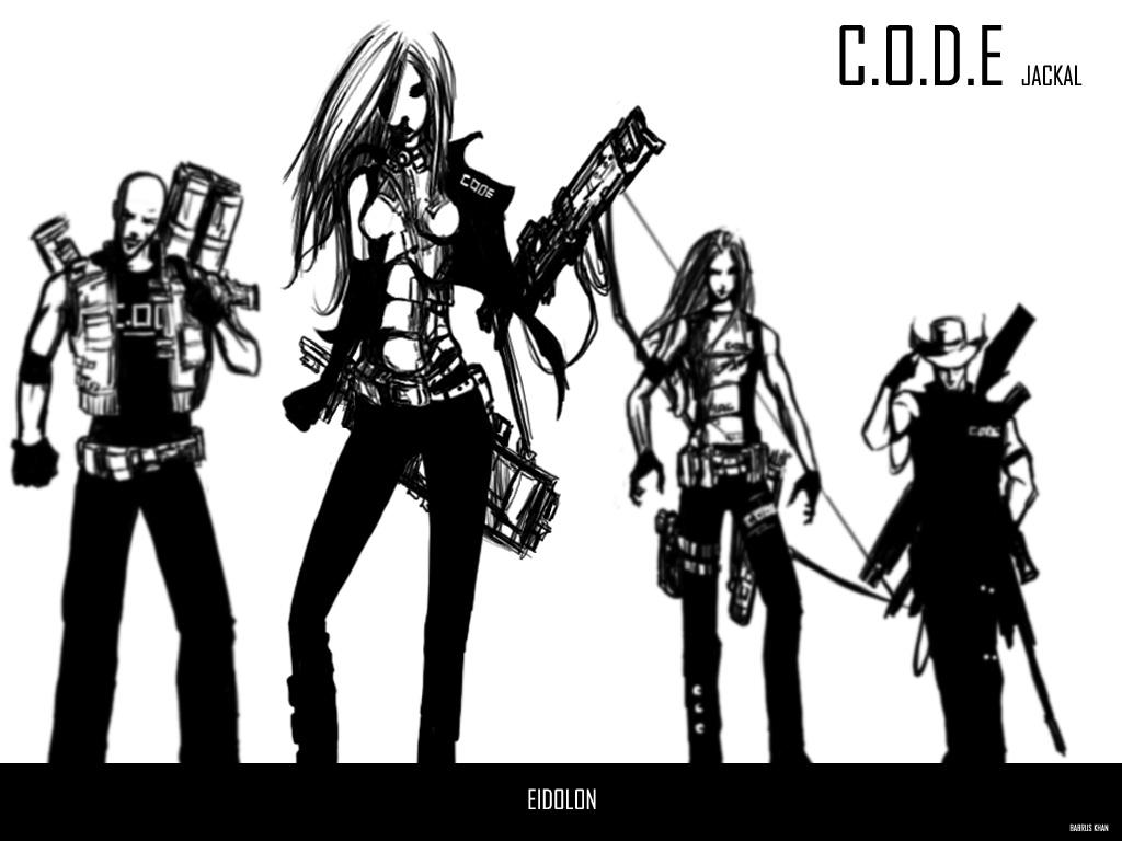 Code Jakals by TheBabman