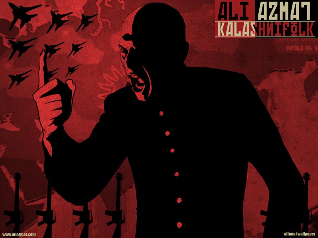 Ali azmat by TheBabman