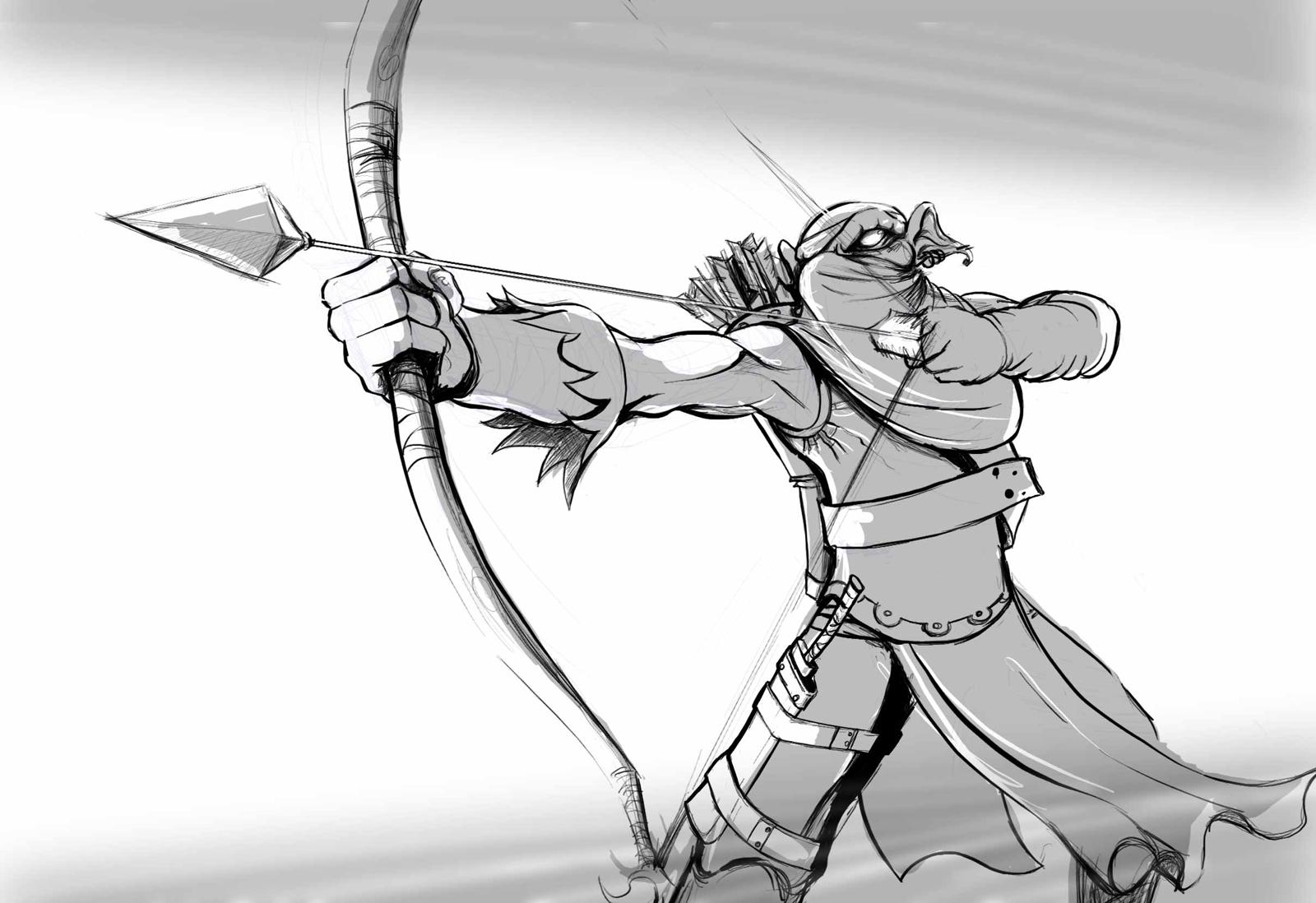 goblin archer 1 by TheBabman