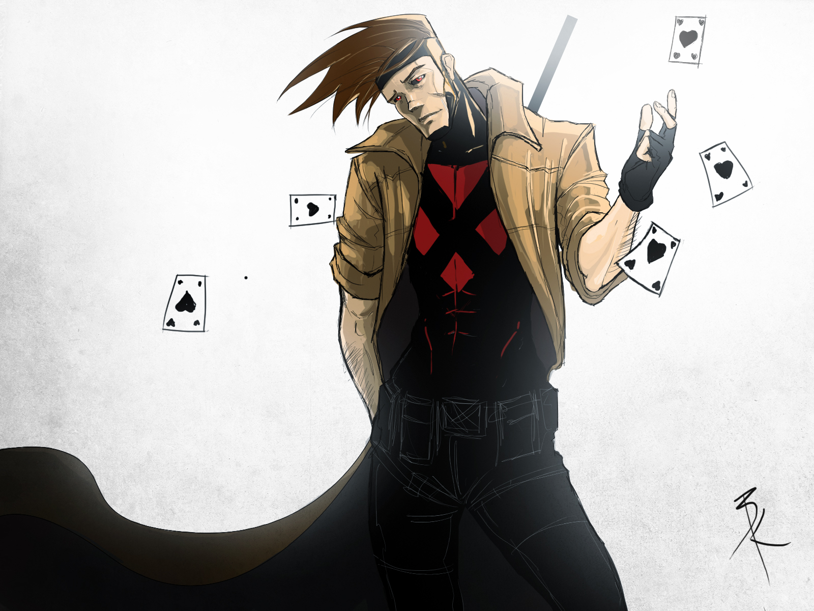 Gambit 02 by TheBabman