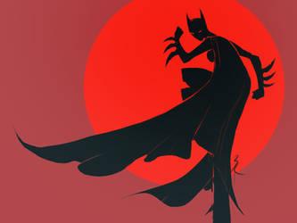 Batgirl cassandra cain by TheBabman