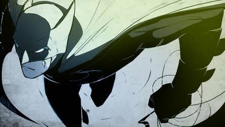 Batman by TheBabman