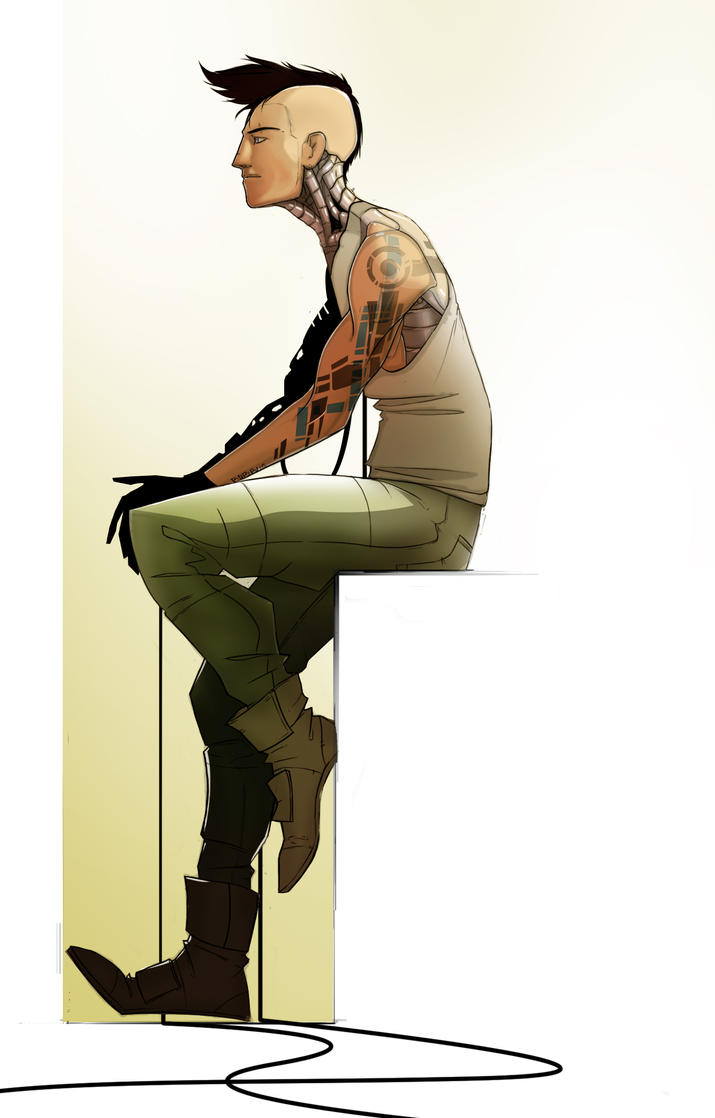 Deus Ex Hells Kitchen Walter Simons
