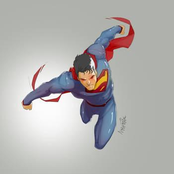 Superman by TheBabman