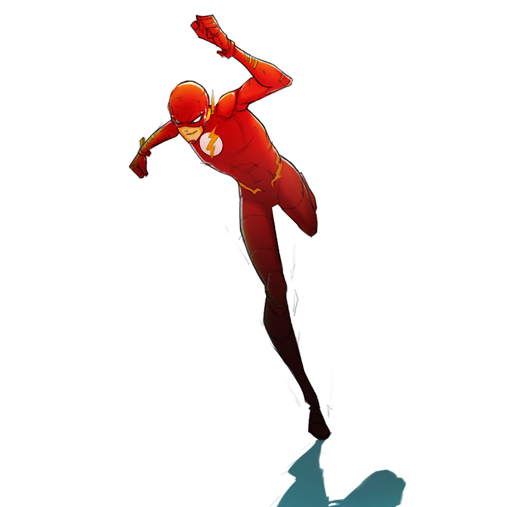 The Scarlet Speedster by TheBabman
