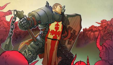 Crusaders of Westmarch by TheBabman