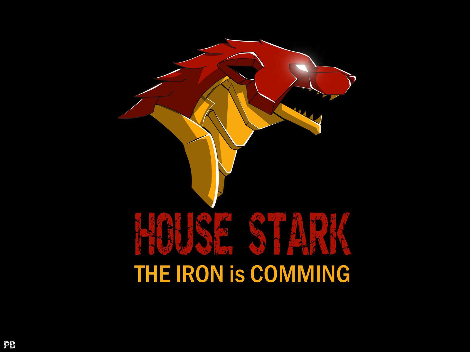 House Stark By Cvira On Deviantart