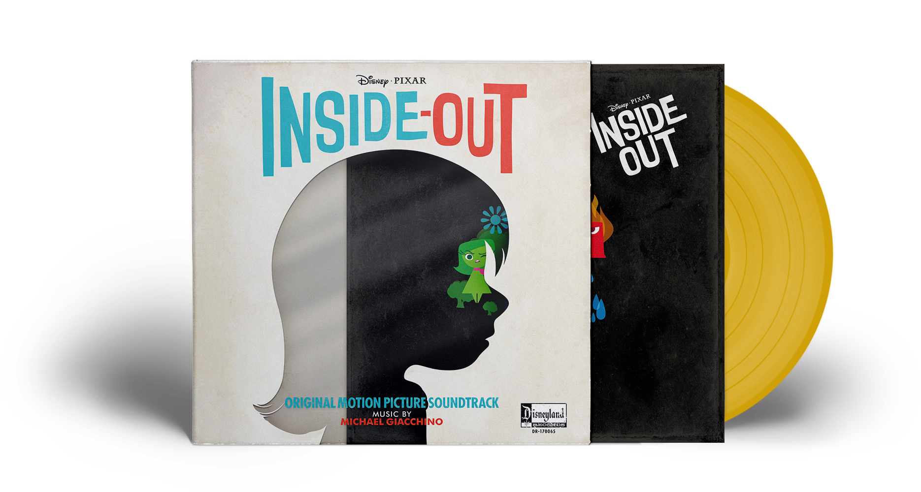 Inside Out OST Custom Cover #6