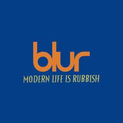Blur - Modern Life is Rubbish (Bonus Disc)